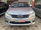Bán Toyota Innova 2.0 đời 2013, màu bạc, giá chỉ 465 triệu