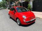 Fiat 500 màu đỏ nội thất đỏ, City Car siêu tiết kiệm
