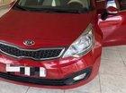 Cần bán gấp Kia Rio sản xuất 2014, màu đỏ, nhập khẩu nguyên chiếc xe gia đình