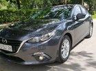 Bán Mazda 3 2015, màu xám lông chuột, chỉ 530tr