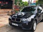 Bán BMW X3 2014, màu đen, xe nhập, số tự động