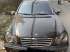 Bán Mercedes C230 đời 2005, màu đen, nhập khẩu