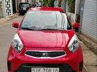 Bán xe cũ Kia Morning Si AT năm 2016, màu đỏ