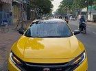 Cần bán xe Honda Civic 1.5L Vtec Turbo đời 2017, màu vàng, nhập khẩu, 880 triệu