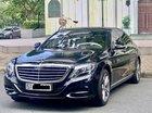 Bán Mercedes S500 đời 2015, màu đen, xe nhập