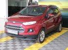Bán ô tô Ford EcoSport Titanium 1.5AT đời 2017, màu đỏ