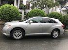 Cần bán lại xe Toyota Venza năm 2009 màu bạc, nhập khẩu, giá 680 triệu
