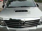 Bán Toyota Fortuner 2.5 MT đời 2016, màu bạc