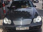 Bán Mercedes C180 Kompressor 2003, màu đen, nhập khẩu, xe gia đình