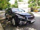 Bán Chevrolet Cruze LTZ đời 2016, màu đen số tự động, giá tốt