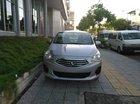 Bán Mitsubishi Attrage 2019, màu bạc, nhập khẩu