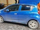 Bán Chevrolet Spark đời 2017, màu xanh lam, nhập khẩu