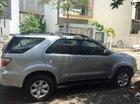 Chính chủ bán Toyota Fortuner đời 2011, màu bạc số tự động