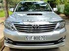 Bán Toyota Fortuner đời 2015 máy dầu, xe mới 90%, LH 0903616317 Phong