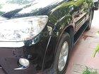 Cần bán gấp Toyota Fortuner 2.7 v sản xuất năm 2010, màu đen