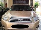 Cần bán xe Toyota Highlander đời 2008, nhập khẩu nguyên chiếc