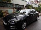 Bán Mazda 3 Facelift 1.5AT màu đen VIP, số tự động, sản xuất 2018, một chủ đi lướt 22000km