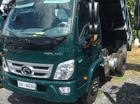 Bán xe ben 3,5 tấn 3 khối, hỗ trợ trả góp tại Thaco Long An Tiền Giang Bến Tre