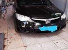 Bán Honda Civic năm sản xuất 2009, màu đen, số sàn
