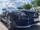 Cần bán gấp Mercedes C300 AMG sản xuất năm 2016, màu đen, nhập khẩu, chạy: 40.000km