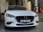 Cần bán xe Mazda 3 HB sản xuất 2018, màu trắng xe đẹp như mới