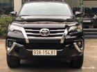Cần bán Toyota Fortuner 2.8 AT sản xuất năm 2019, màu đen
