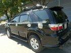 Cần bán gấp Toyota Fortuner năm 2011, màu đen còn mới, xe gia đình đang sử dụng