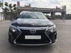 Bán ô tô Toyota Camry 2.0E đời 2018, màu đen