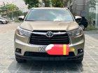 Cần bán Toyota Highlander LE 2.7 SX 2016, màu vàng Cát, xe nhập Mỹ đã lên full option LH: 0982.84.2838