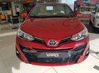 Bán xe Toyota Yaris năm 2019, màu đỏ, nhập khẩu. Giao Ngay