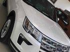 Bán Ford Explorer sản xuất 2018, màu trắng, xe nhập