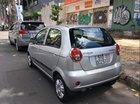 Cần bán Chevrolet Spark Van đời 2011, màu bạc, xe nhập