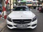 Bán Mercedes C200 sản xuất năm 2015, màu trắng, nhập khẩu