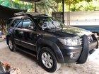 Cần bán xe Toyota Fortuner 2.7V 4x4 AT đời 2011, màu xám xe gia đình, giá chỉ 540 triệu