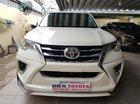 Bán ô tô Toyota Fortuner 2.7V đời 2017, màu trắng, nhập khẩu