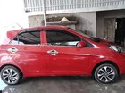Bán xe Kia Morning MT đời 2015, màu đỏ số sàn, giá tốt