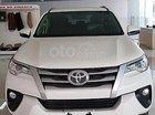 Cần bán xe Toyota Fortuner 2.4G 4x2 MT 2019, màu trắng
