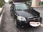 Bán Chevrolet Aveo sản xuất năm 2013, màu đen, cam kết không đâm đụng, thuỷ kích gì