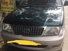 Bán Toyota Zace GL Sx 2004, số tay, máy xăng, màu xanh vỏ dưa, xe công ty sử dụng, đúng 1 đời chủ