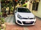 Bán xe Kia Rio Hatchback SX 2012, ĐK 2013, màu trắng, nhập khẩu, khám phí dài
