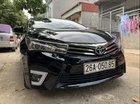 Bán Toyota Corolla altis AT đời 2016, màu đen