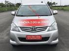 Bán ô tô Toyota Innova 2.0G năm sản xuất 2009, màu bạc