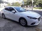 Bán Mazda 3 1.5AT 2015, màu trắng, giá tốt