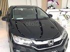 Bán Honda City 1.5AT sản xuất 2019, màu đen, giá 559tr