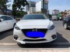 Cần bán gấp Mazda 3 năm sản xuất 2015, màu trắng xe gia đình, giá tốt