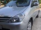Bán Toyota Innova sản xuất 2010, màu bạc, giá cạnh tranh