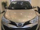 Cần bán xe Toyota Vios năm 2019, màu vàng