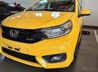Cần bán xe Honda Brio RS sản xuất 2019, màu vàng, xe nhập