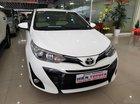 Bán Toyota Yaris 1.5G đời 2019, màu trắng, mới 99%
