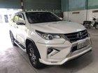 Bán Toyota Fortuner đời 2017, màu trắng, nhập khẩu nguyên chiếc